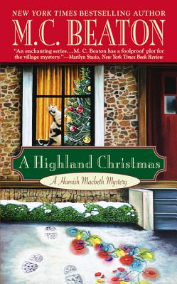 A Highland Christmas By Beaton, M. C.