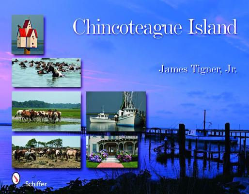 Chincoteague Island By Tigner, James, Jr.